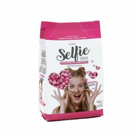 Купити Віск гранульований для особи Ital Wax Selfie, 500 г