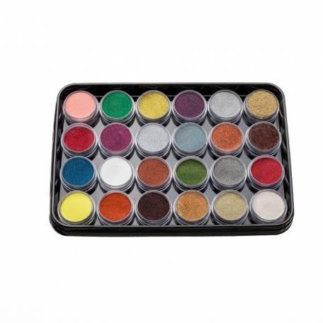 Купити Набір кольорових акрилів G1 (24 шт)