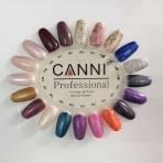 Стартовые наборы гель-лаков CANNI - Набор гель-лаков Canni 5+1 в подарок