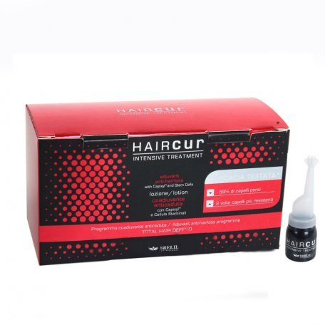Лосьон против выпадения волос с Capixyl и ствол. клетками Brelil Professional 10*6 мл