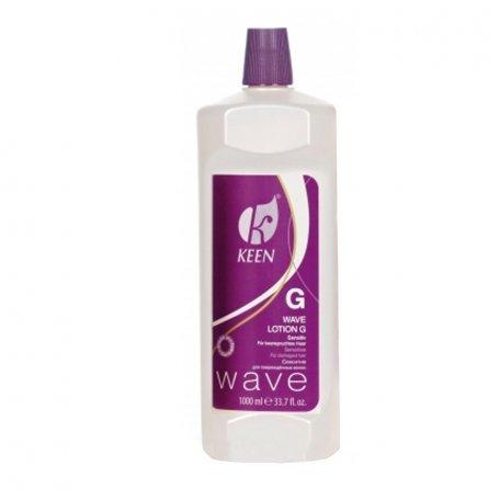 Химическая завивка, Для поврежденных 1000 мл (KEEN WAVE G)
