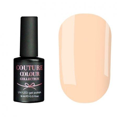 Гель-лак Couture Colour №009 (оранжево-розовый, эмаль, для френча), 9 мл