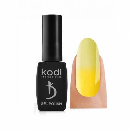 Купить Термо гель-лак Kodi № Т601 (Желтый), 12 мл