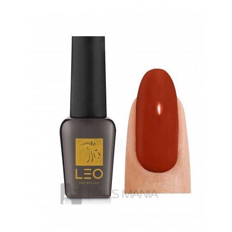 Гель-лаки LEO - Гель-лак Leo №005 (малиново-бордовый, эмаль), 9 мл