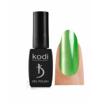 "Гель-лак Kodi ""Moon Light"" (Зеленый), 8 ml №758"