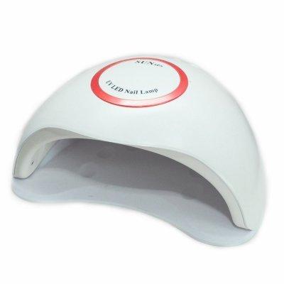 UF/LED лампа SUN 5PS Professional  48 ВТ (белo-красная)