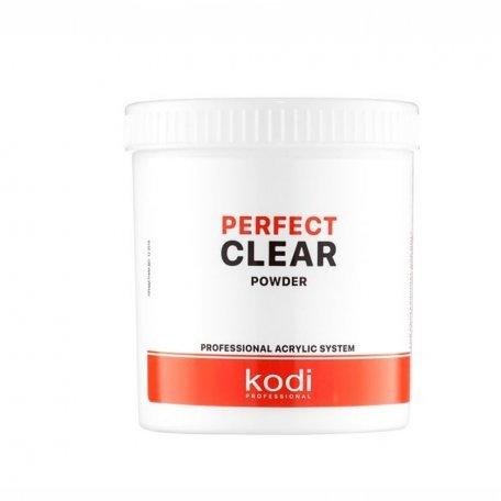 Базовые акрилы - Базовый Прозрачный Акрил Kodi Perfect Clear Powder 500 г