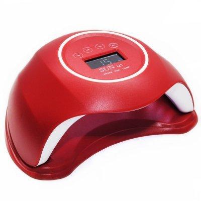UF/LED лампа SUNQ1 Professional  48 ВТ (красная)