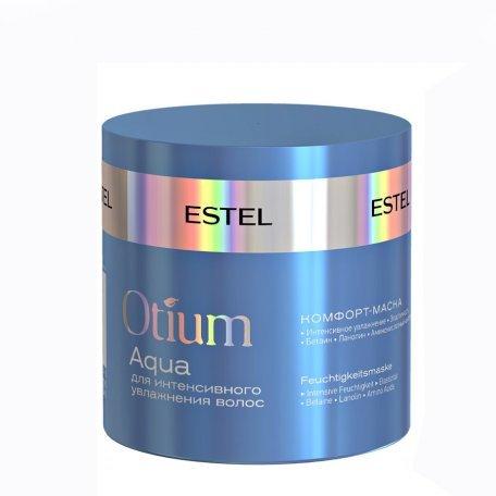 Маски для волос - Estel Otium Aqua комфорт - маска для интенсивного увлажнения волос, 300 мл