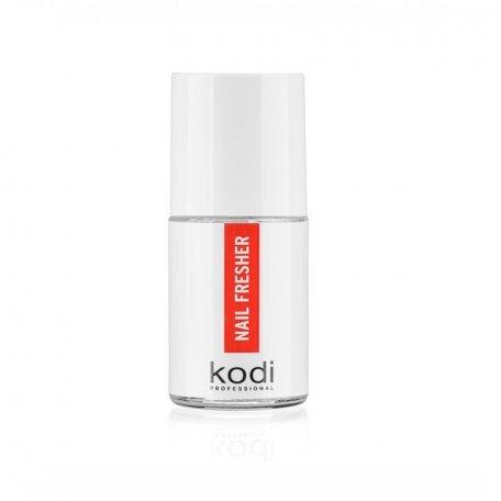 Базы, топы, вспомогательные средства Kodi - Обезжириватель Kodi Nail Fresher 15 мл