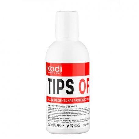 Базы, топы, вспомогательные средства Kodi - Tips Off Kodi 250 ml (Средство для удаления гель-лака)