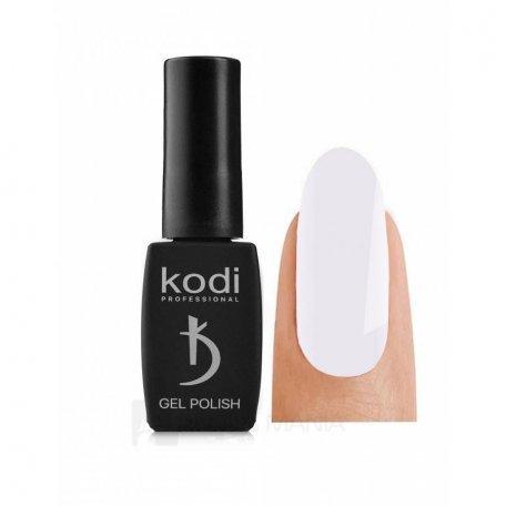 BLACK&WHITE (BW), 8мл - Гель-лак Kodi №020 BW, 8 ml