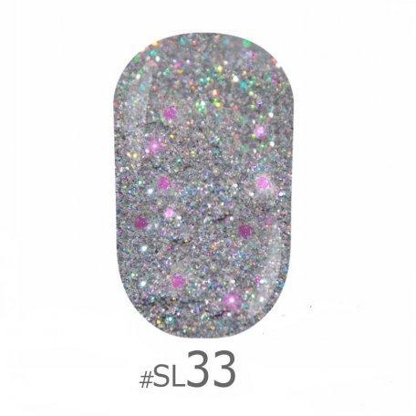 Купити Гель-лак Naomi Self Illuminated SI 33, 6 мл