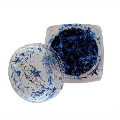 Komilfo Foil Stripes №04 Cobalt, (0,2 г)