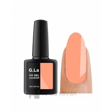 Гель-лак G.La color UV Gel №01 (Персиковый), 10 мл