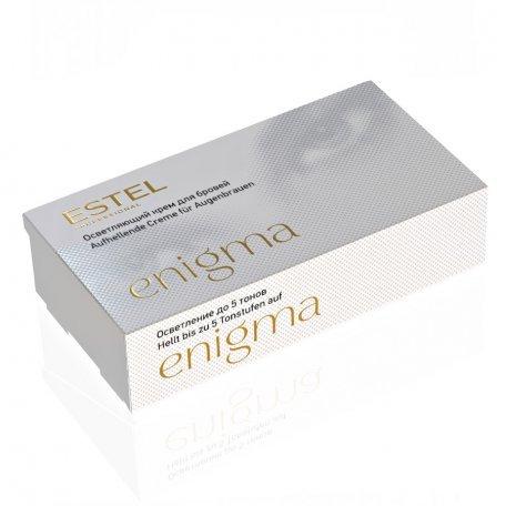 Краска для бровей и ресниц - ENO Осветляющий крем для бровей ESTEL ENIGMA