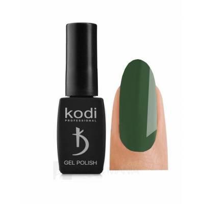 Гель-лак Kodi  №11 Crystal (Темно-зеленый), 8 ml