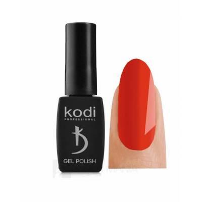 Гель-лак Kodi  №6 Crystal (Оранжевый), 8 ml