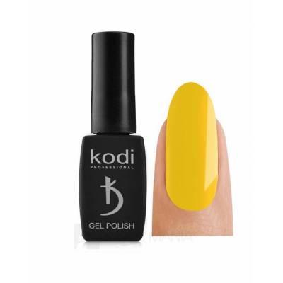 Гель-лак Kodi  №7 Crystal (Желтый), 8 ml
