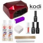 Купить Стартовый набор гель-лаков Kodi (без УФ лампы)