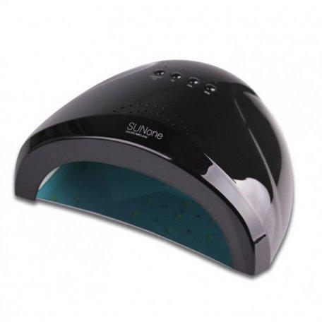 Уф LED лампы для маникюра - UF/LED лампа SUNone Professional  48 ВТ (черная)