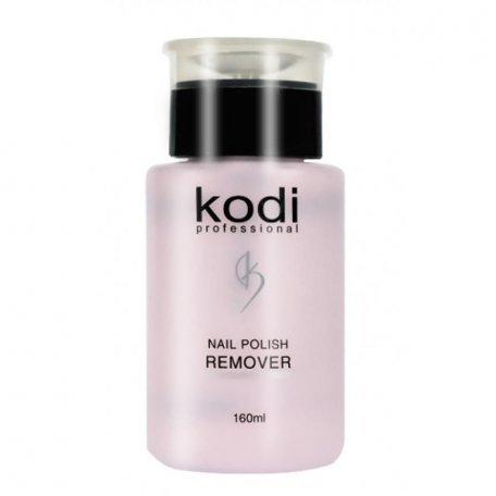 Базы, топы, вспомогательные средства Kodi - Kodi Nail Polish Remover - Средство для снятия лака, 160 мл