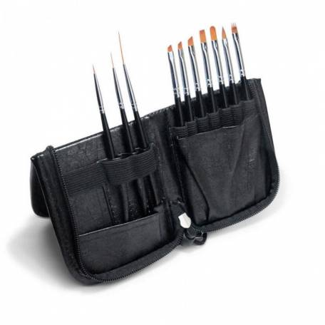 Купити Пенал-підставка для кистей PNB / Nail Brushes case