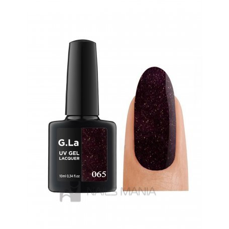 Гель-лаки G.La 10 мл (основная палитра) - Гель лак G.La color UV GEL LACQUER 065