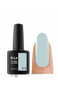 Гель лак G.La color UV GEL LACQUER 115