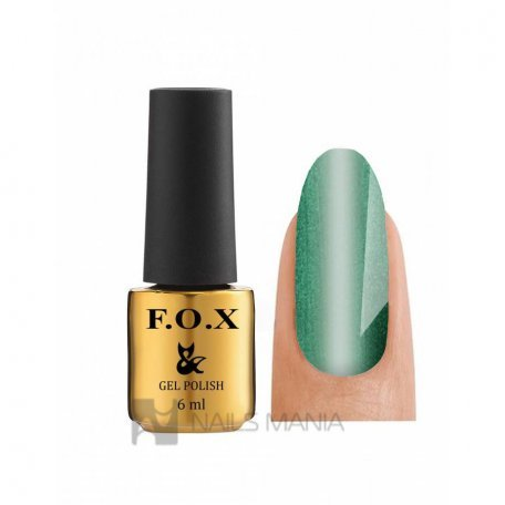 Гель-лак F.O.X Gold Cat Eye №068, 6 мл