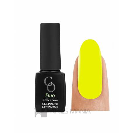 Купити Гель-лак для нігтів Go Fluo 3, 5.8 мл
