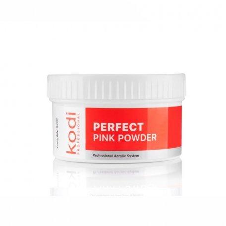 Базовые акрилы - Базовый Розово-Прозрачный Акрил Kodi Perfect Pink Powder  60 г.
