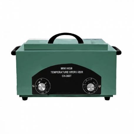 Купить Стерилизатор сухожаровой шкаф CH-360T для косметологических инструментов, темно-зеленый