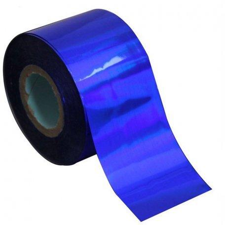 Фольга для литья синяя 1м., Европа, F17