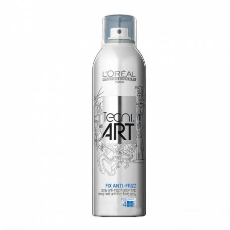 Купить Лак для волос L'Oreal Professionnel Tecni.Art Anti-Frizz Fix Force 4 125 мл