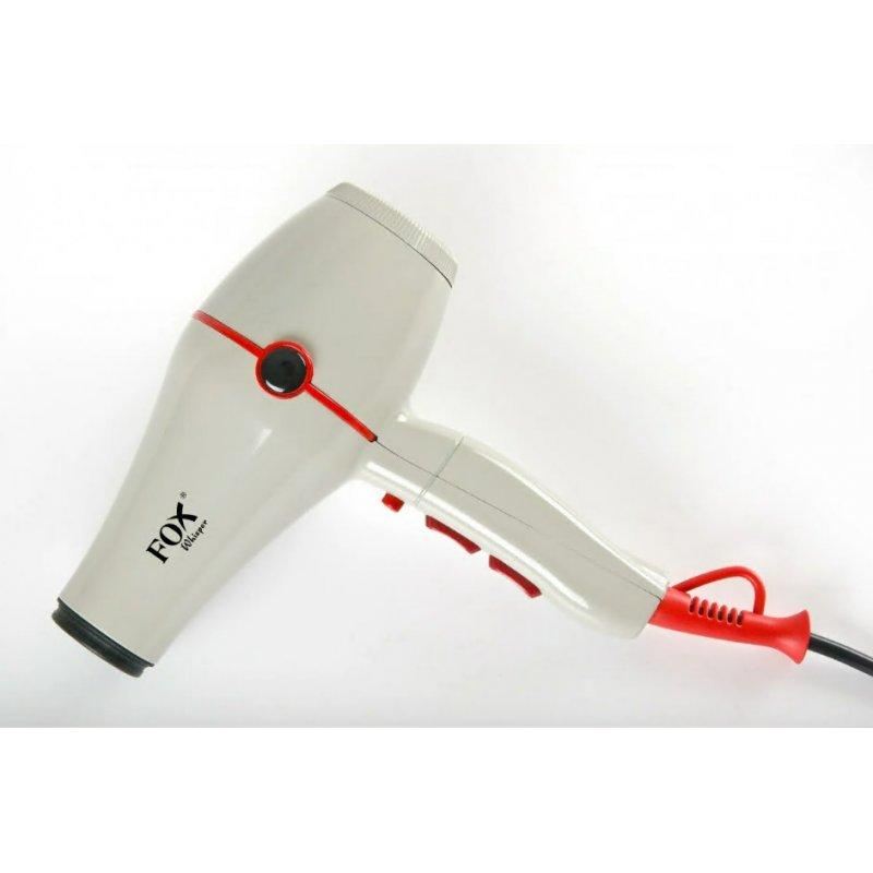 Фен для парикмахерских FOX TERMIX WHISPER серый (2100W)