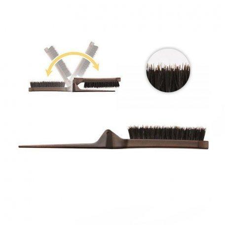 Olivia Garden щетка с натуральной щетиной Style Up Brush