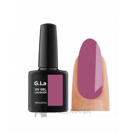 Гель-лак G.La color UV Gel №12 (Сиреневый), 10 мл