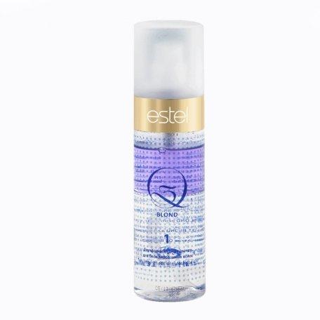 Estel двухфазный кондиционер Q3 BLOND для блондированных волос, 100 мл