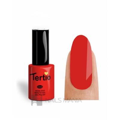 Гель-лак Tertio №009 (Красный),10 мл