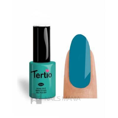 Гель-лак Tertio №028 (Морская волна, эмаль), 10 мл