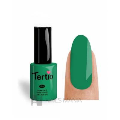 Гель-лак Tertio №059 (Нежно-зеленый, эмаль), 10 мл