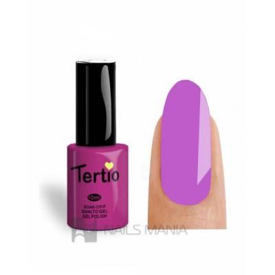 Гель-лак Tertio №158 (Светлая фуксия, эмаль), 10 мл