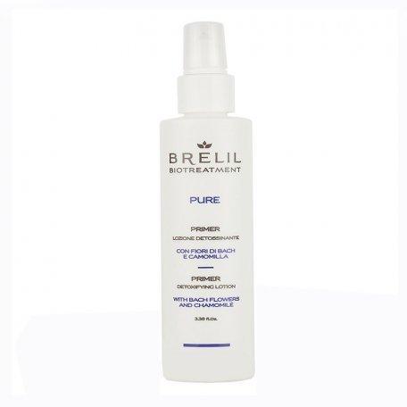 Лосьон-детокс Brelil Professional очищающий для кожи головы 100 мл