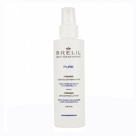 Купить Лосьон-детокс Brelil Professional очищающий для кожи головы 100 мл