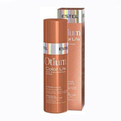 Estel Otium Color Life спрей-уход для окрашенных волос, 100 мл