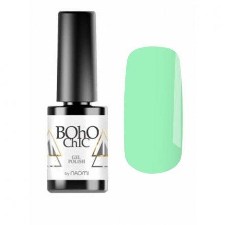 Гель-лак Naomi Boho Chiс - F.O.X Acryl gel 007 белый, 15 мл