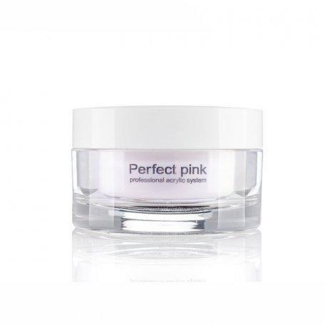 Базовые акрилы - Базовый Розово-Прозрачный Акрил Kodi Perfect Clear Powder  40 г