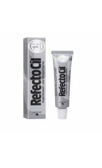 Фарба для брів і вій (графіт) RefectoCil №1.1 Graphite, 15мл