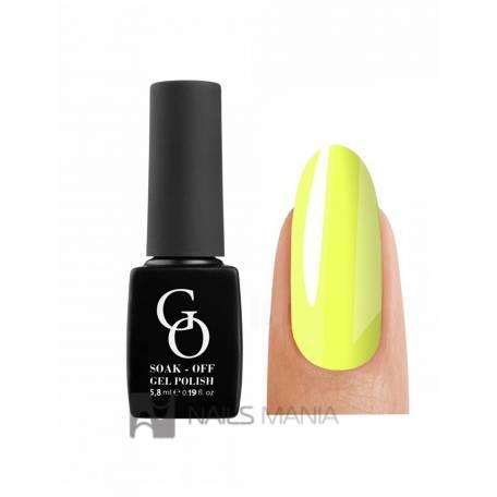 Купити Гель-лак GO 181 (Світло-жовтий), 5.8 мл